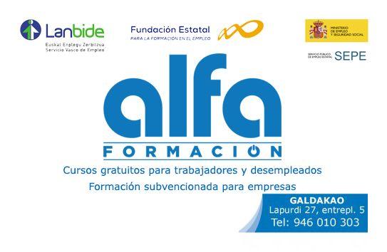 Alfa Formación